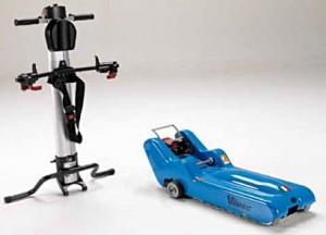 Мобилен стълбищен робот - T09 Roby